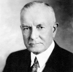 English: image of IBM President , @1920s, from...