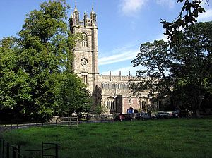 Thornbury, Gloucestershire - St Mary's Church