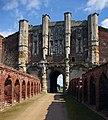 Thornton Abbey Gatehouse - geograph.org.uk - 1708738.jpg