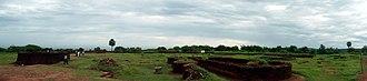 Thotlakonda - Thotlakonda Monastic Complex Panoramic view
