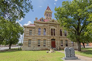 Throckmorton County Courthouse September 2020.jpg