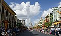 Thunderbirds Flyover Cinderella Castle.jpg