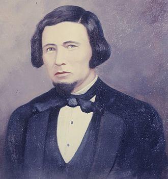 Tilghman Tucker - Image: Tilghman M. Tucker (Mississippi Governor)