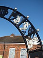 Tipton Station - archway depicting local industries (26990790999).jpg