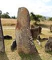 Tiya, parco delle stele, secondo gruppo, stele databili all'xi-xii secolo circa 21.jpg