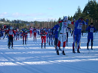 Scandinavian Mountains Airport - Vasaloppet, 2006