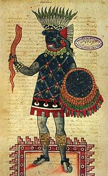 Image result for tlaloc aztec god