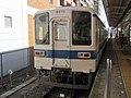 Tobu 8000 series 8570 at Kameido Station.jpg