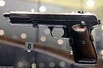 Tokarev pistol prototype 1928 in Tula State Arms Museum - 2016 01.jpg