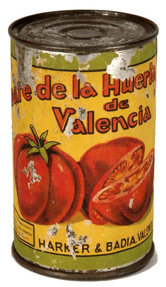 Tomata en pot (Harker & Badia, Museu Valencià d'Etnologia)
