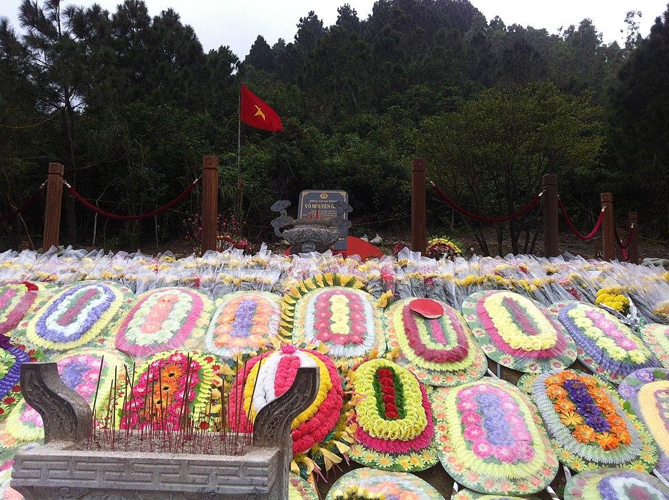 Tomb of Vo Nguyen Giap