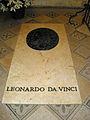 Tombe de Leonardo Da Vinci.JPG