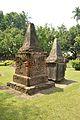 Tombs Of GC Lonsdale - Died 1835-06-06 And Bonham Brook Faunce 1808-1840 - Dutch Cemetery - Chinsurah - Hooghly 2017-05-14 8470.JPG