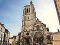 Tonnerre. Clocher de l'église Notre-Dame. (2=). 2015-04-12..JPG