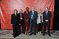 Tony Maddox and the CNN team at the 72nd Annual Peabody Awards.jpg