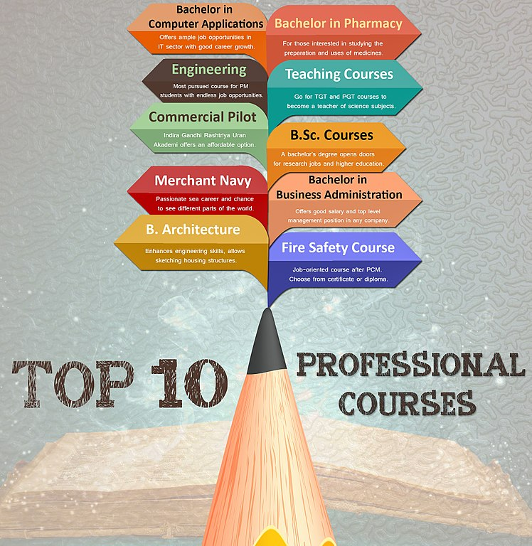 File:Top 10 professional courses after 12th jpg - Wikimedia