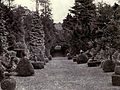 Topiary Garden Lowther Castle 1911.jpg
