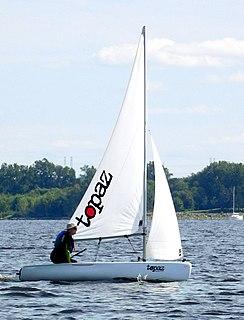 Topper Topaz Sailboat class