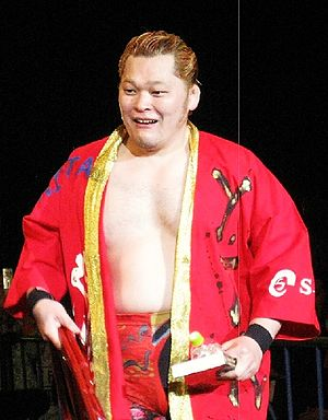 Toru Yano - Yano in March 2015