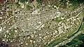 Tosayamada district Kami city Aerial photograph.2010.jpg