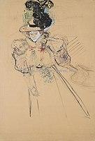 Toulouse-Lautrec - LA REVUE BLANCHE, 1895, MTL.187.jpg