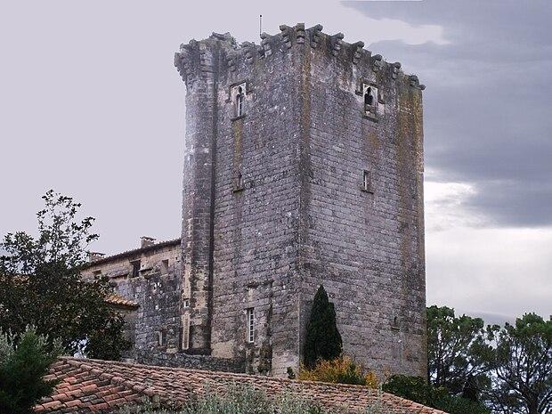 Monument historique à Fontvieille