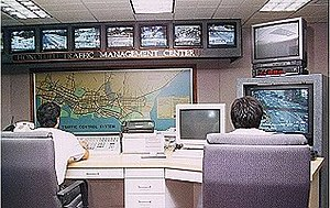 Traffic management center (TMC)