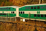 Trainspotting GO train -436 headed by MPI MP-40PH-3C -626 (8123606582).jpg