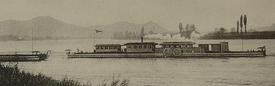 Bonn–Oberkassel train ferry