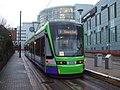 Tram 2556 at Centrale.JPG