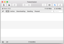 Transmission (BitTorrent client) - Wikipedia