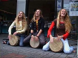 Treble (musical group) - Treble (2005)