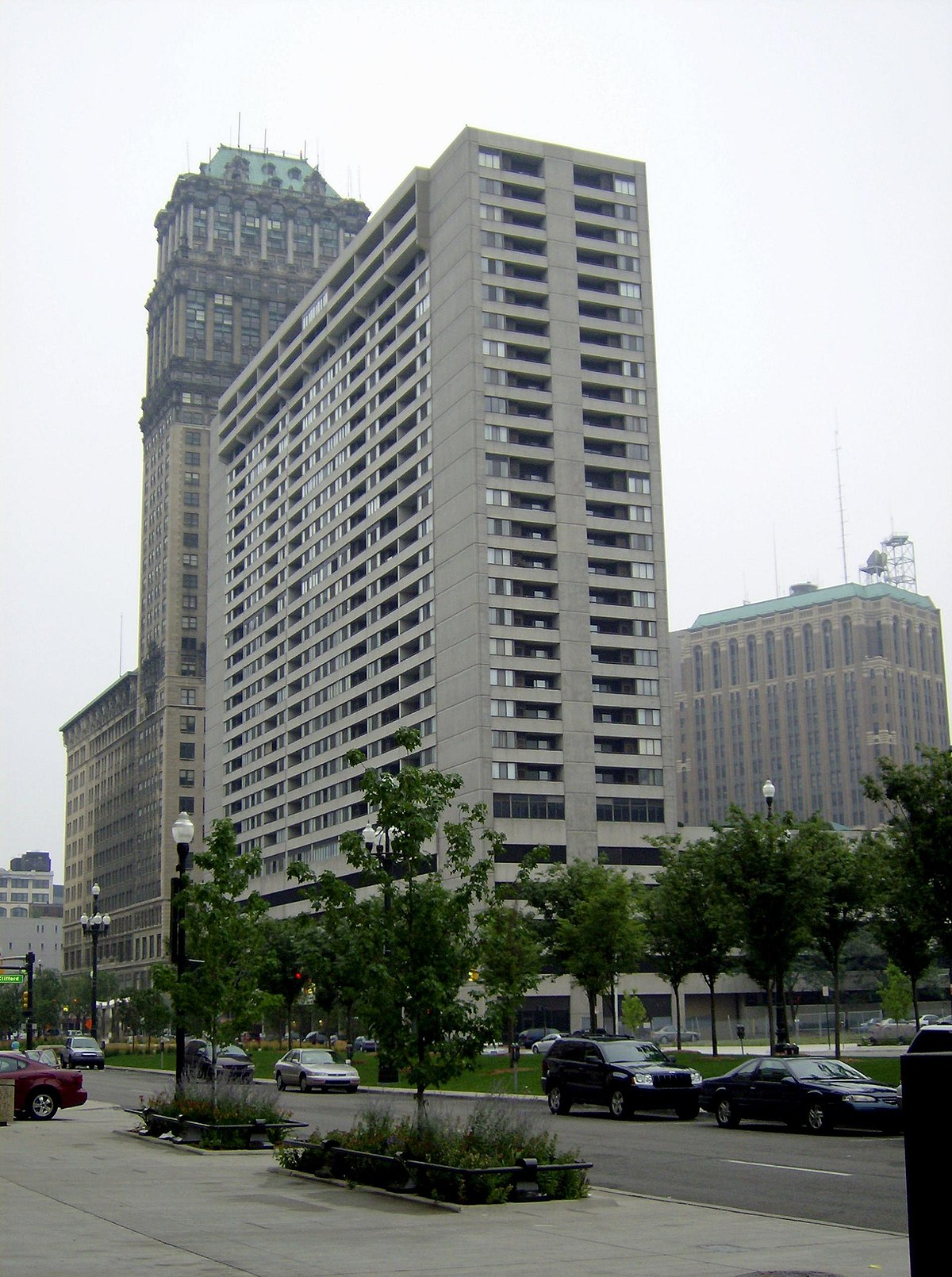 Detroit City Apartments