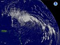 Tropical Storm Florence regional imagery, 2006.09.08 at 1315Z.jpg