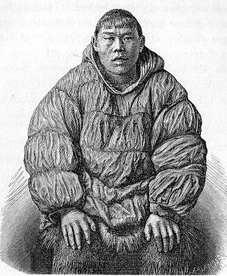 Chukchi people - Chukchi man