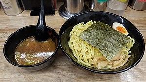 Tsukemen - Image: Tsukemen bowls