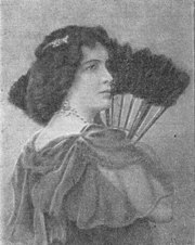 Tsvetkova in the role of Rachel