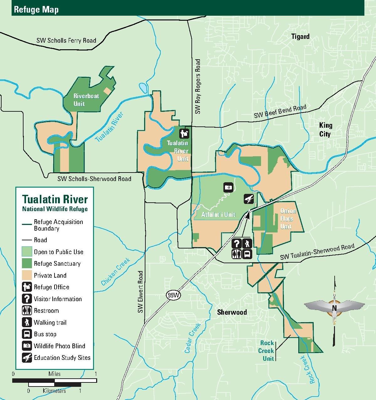 File:Tualatin River National Wildlife Refuge map.pdf - Wikipedia