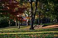 Tufts University - Garden, presidents lawn.jpg
