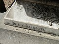 Tumba de Urbano González Serrano, cementerio civil de Madrid, Ruiz y Galeotti.jpg