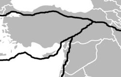 Heybeliada'da kızılçam ormanları ve Heybeliada Sanatoryumu
