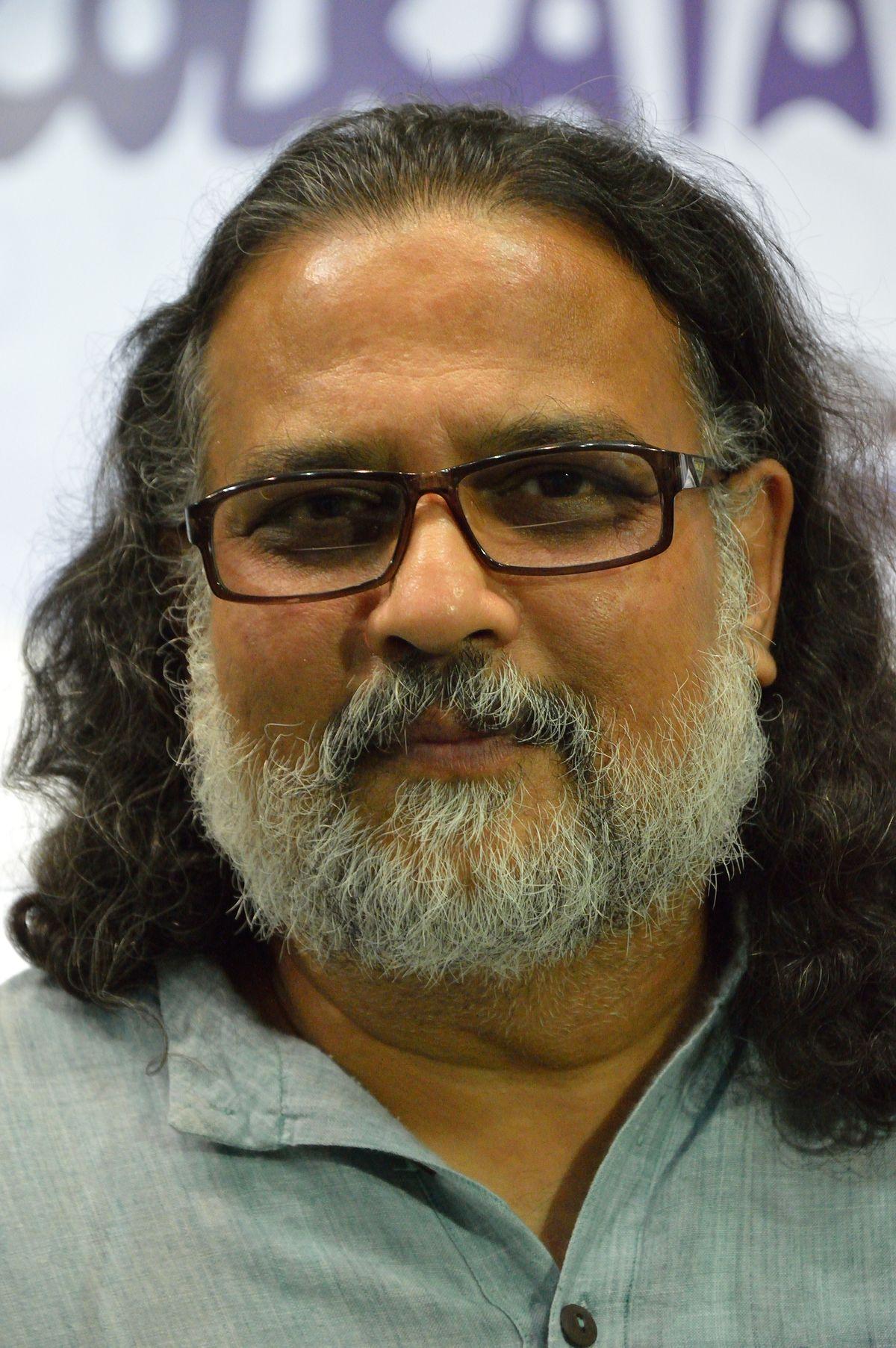 Image result for Tushar Gandhi