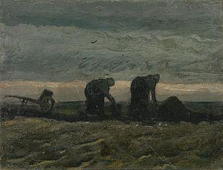 Women on the Peat Moor