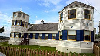 Volunteer Life Brigade - Watch House of the Tynemouth Volunteer Life Brigade