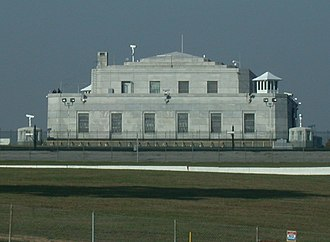 Fort Knox - The U.S. Gold Bullion Depository.
