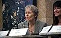 UNOOSA 50 Years of Women in Space NHM Vienna 2013 12 Roberta Bondar.jpg