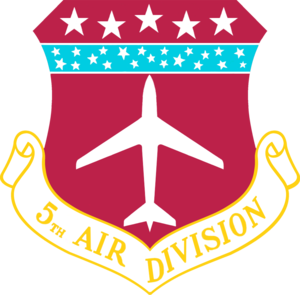 5th Air Division - Image: USAF 5th Air Division
