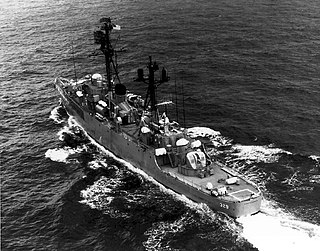USS <i>Kretchmer</i> (DE-329)