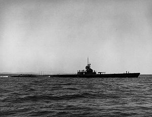 USS Scamp, SS-277