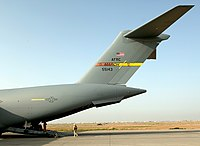 05-5143 - C17 - Air Mobility Command